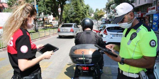 Türkiye genelinde dev uygulama: 23 bin personelle motosiklet denetim
