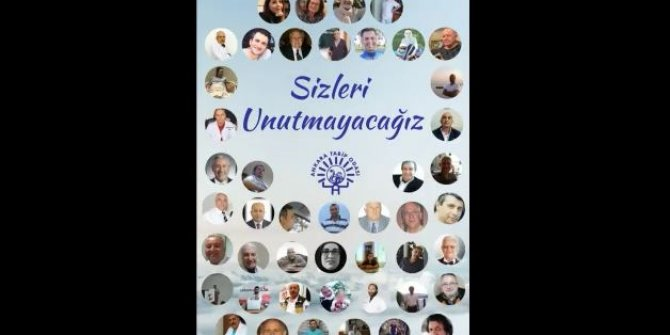 Ankara Tabip Odası sağlık şehitleri için video albüm yaptı: Saygıyla ve minnetle