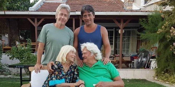 83 yaşındaki Cüneyt Arkın'ın son fotoğrafı ortaya çıktı. Eşine öyle bir bakış attı ki