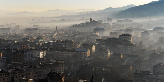 Türkiye'nin hava kirliliği karnesi belli oldu: İşte en temiz ve en kirli iller!
