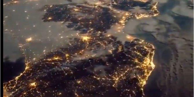NASA paylaştı: Görünce hayrete düşeceksiniz