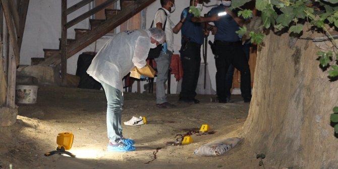 Tokat'ta üvey amca dehşeti! 43 santimlik 'Kama' ile yeğenini öldürdü