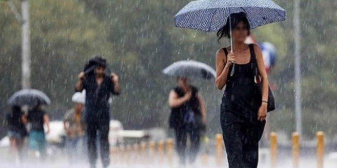 Bu bölgede yaşayanlar dikkat: Yağış geliyor