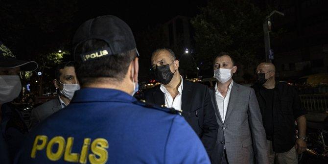 İstanbul'da bir gecede 287 kişi yakalandı