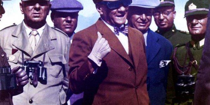 Mustafa Kemal Atatürk'ün İtalyanlara ilham veren şıklık sırları