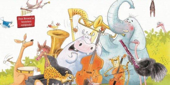 Dan Brown'dan ilk resimli çocuk kitabı: Hayvanlar Senfonisi