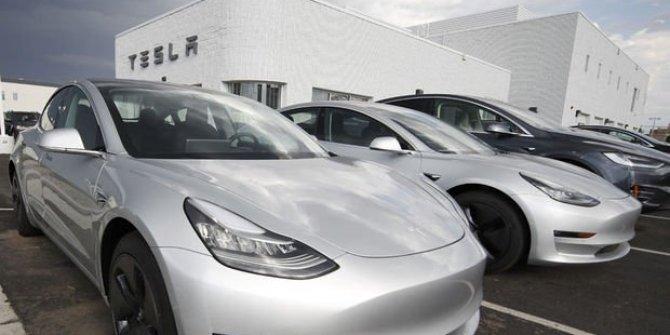 Tesla'dan 5 milyar dolarlık satış
