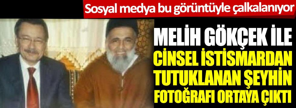 Melih Gökçek ile cinsel istismardan tutuklanan Uşşaki cemaati lideri Fatih Nurullah'ın fotoğrafı ortaya çıktı: Sosyal medya bu görüntüyle çalkalanıyor