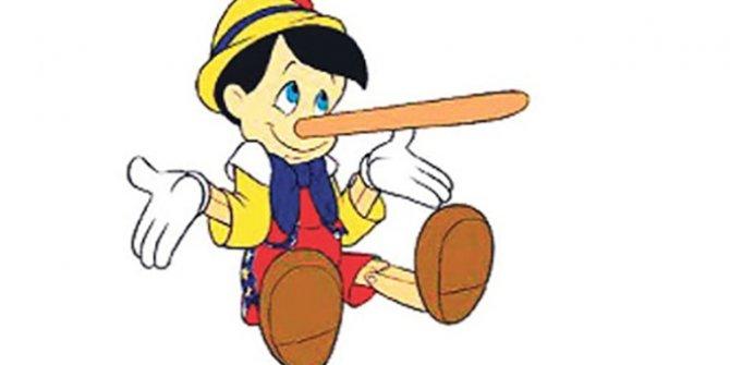 Pinokyo kimdir? Neden burnu uzar?