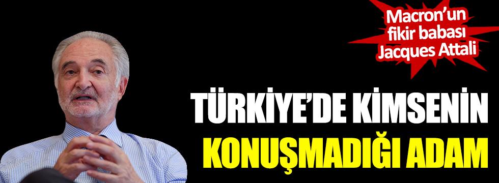 Türkiye'de kimsenin konuşmadığı adam: Macron'un fikir babası Jacques Attali
