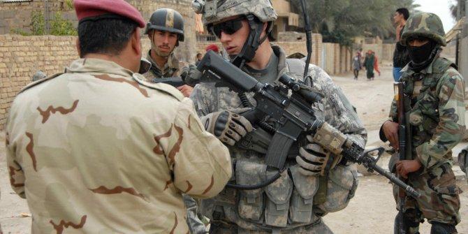ABD'den Peşmergeye askeri yardım