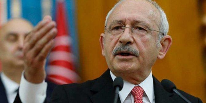 CHP Genel Başkanı Kılıçdaroğlu'ndan TTB'ye destek