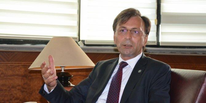 İYİ Parti Büyükçekmece İlçe Başkanı Burhan Karatosun, projelerini anlattı: İlk hedefimiz yerelde iktidar olmak
