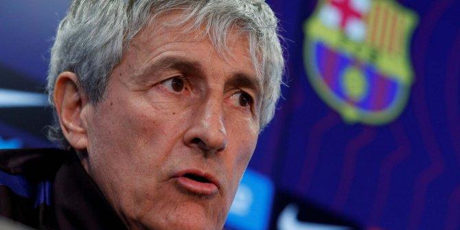 Eski teknik direktör Barcelona'ya dava açıyor
