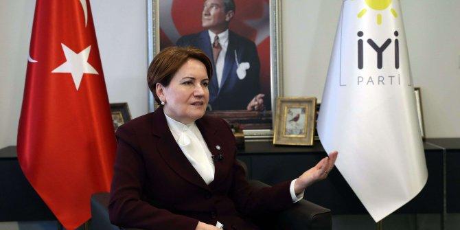 İYİ Parti lideri Meral Akşener, TTB Başkanı Adıyaman ile görüştü