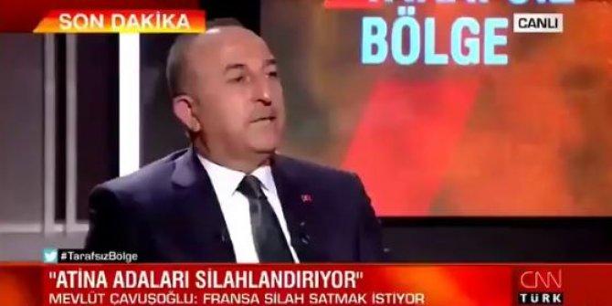 """Dışişleri Bakanı Çavuşoğlu """"Adayı vermişiz"""" dedi emekli Oramiral'den zehir gibi cevap geldi"""