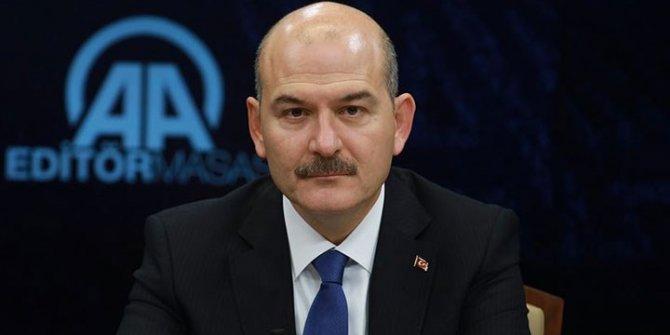 İçişleri Bakanı Süleyman Soylu açıkladı: Herkesin haberi olsun, pazartesi başlıyor