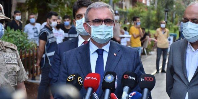 Karantinayı delen cinayetten yargılanacak: Diyarbakır Valisi açıkladı
