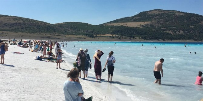 Salda Gölü için flaş açıklama: 'Yasaklanacak'