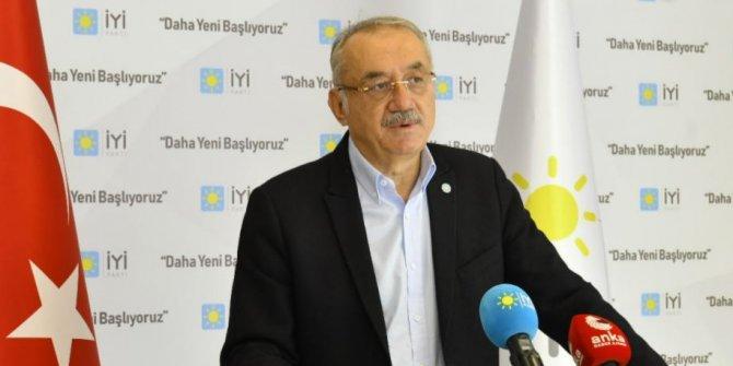 """İYİ Partili Tatlıoğlu """"Ekonominin sahipsiz kaldı"""""""