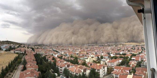 Ankara'daki olayın nedeni belli oldu, bu manzarayı görenler donup kalmıştı