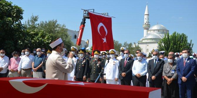 Şehit Piyade Uzman Çavuş Gökhan Kılınç, son yolculuğuna uğurlandı