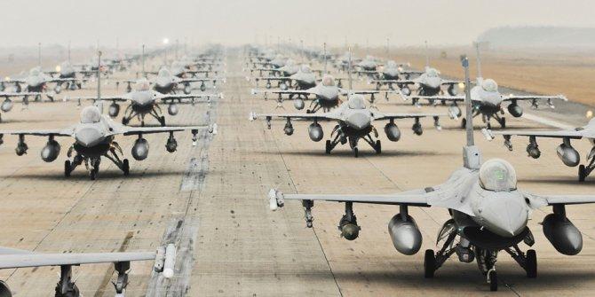 ABD savaş jetlerini Bulgaristan'a konuşlandırdı