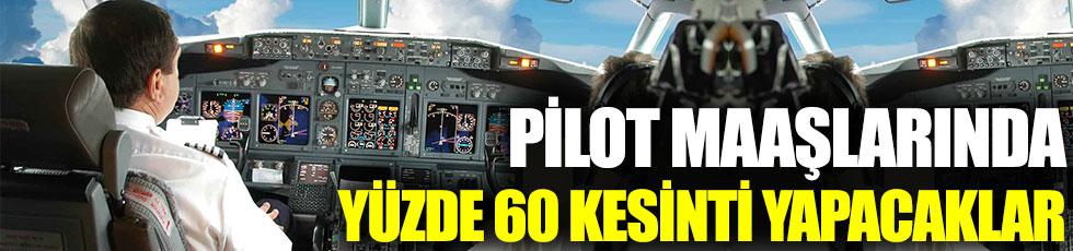 Singapur pilot maaşlarında yüzde 60 kesinti yapacaklar