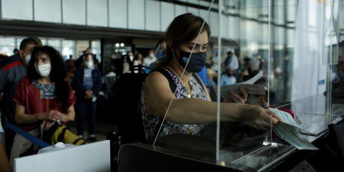 Guatemala'da uçuşlar başladı