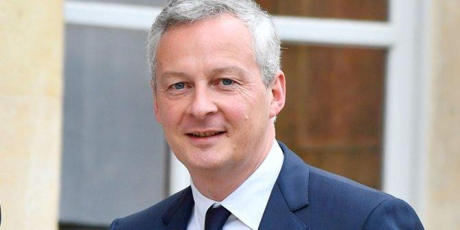 Fransa Ekonomi Bakanı virüse yakalandı
