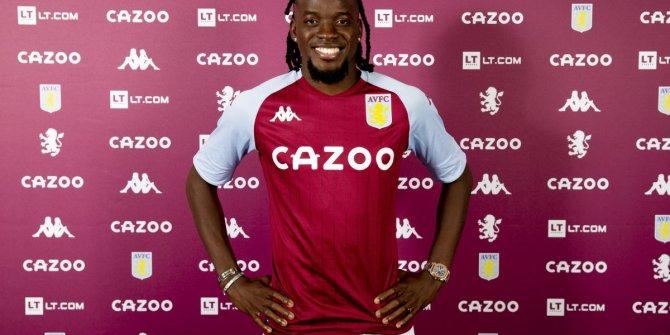 Aston Villa, Bertrand Traore'yi kadrosuna kattı