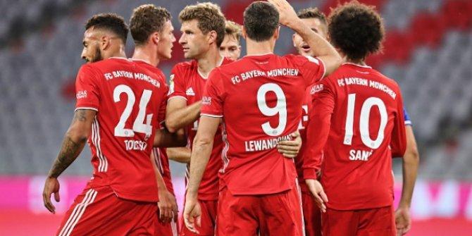 Bayern Münih formasıyla Bundesliga'da gol atan en genç futbolcu oldu
