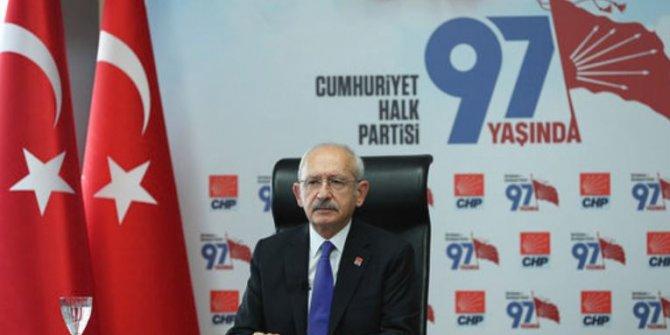 CHP lideri Kılıçdaroğlu, gazilerle görüştü