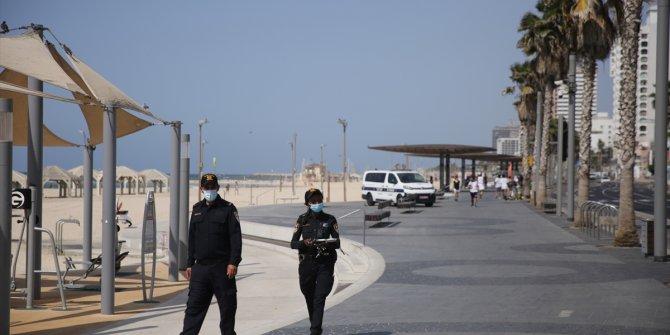 İsrail'de karantina devam ediyor