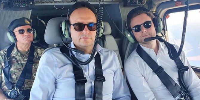 Fransa, rahat durmuyor! Doğu Akdeniz'de uçuşa yasak bölgede yeni provakasyon