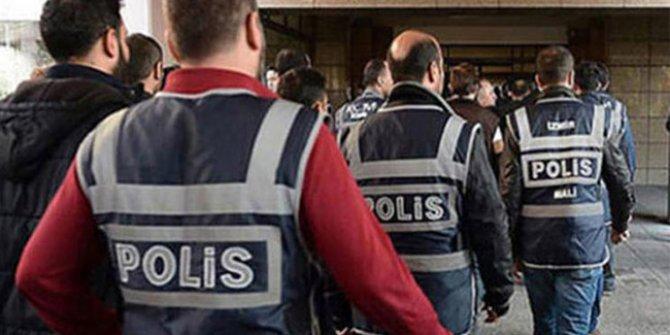 Maden arama sahasında arbede çıktı: 14 gözaltı