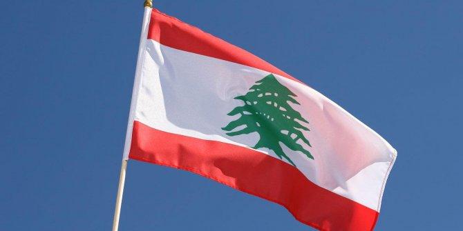 Lübnan'da yasa dışı silah protestosu