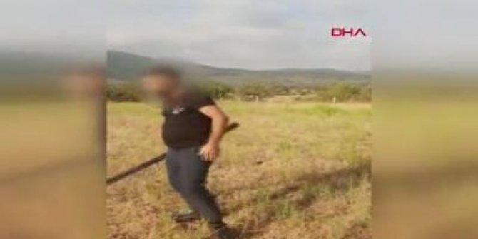 Güneydoğu gazisine Gaziler Günü'nde çirkin saldırı: Görüntüler ortaya çıktı