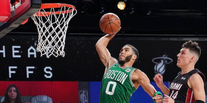 Boston Celtics ilk galibiyetini aldı