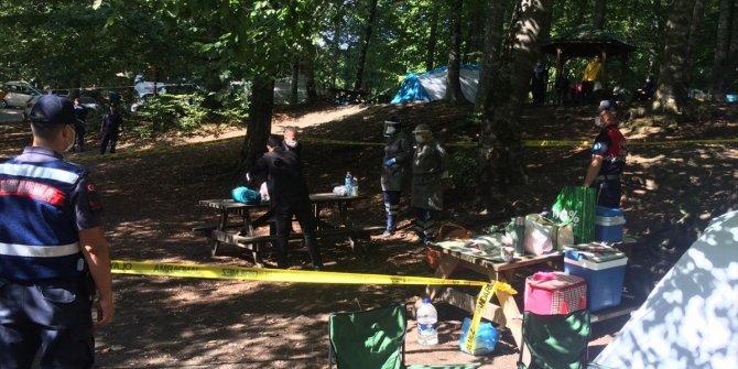 Korona temaslısı adam milli parkta yakalandı