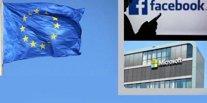 Facebook, Twitter ve Apple gibi teknoloji şirketlerine yasa şoku