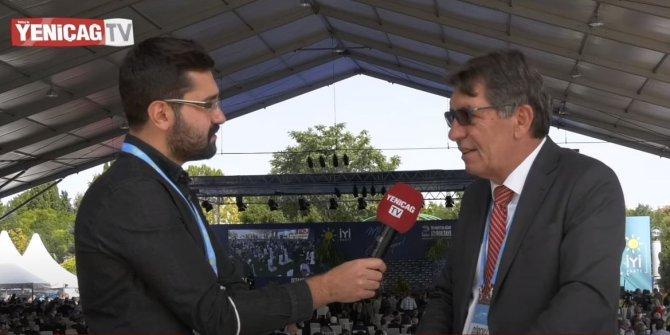 """Yeniçağ yazarı Yavuz Selim Demirağ: """"Çok sayıda genç İYİ Parti GİK üyesi olmak istiyor"""""""