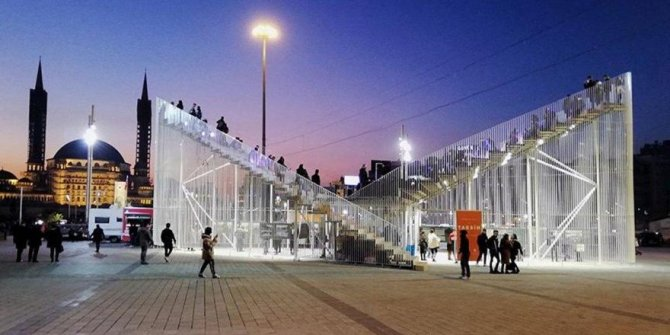 Taksim Meydanı tasarım yarışması sonuçlandı