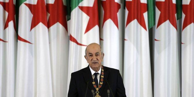 Cezayir'den çok net İsrail açıklaması
