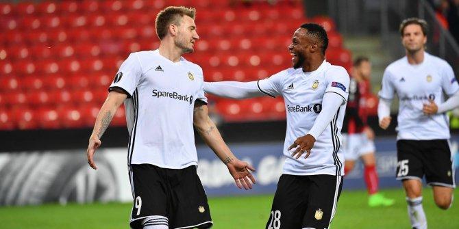 Alanyaspor'un rakibi Rosenborg kendi evinde kazandı
