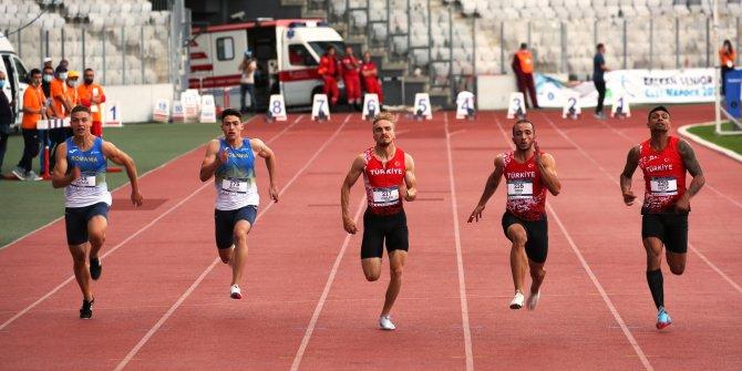 73'üncü Balkan Büyükler Atletizm Şampiyonası tamamlandı! Milli Takım 21 madalya aldı