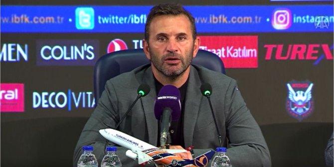 Başakşehir teknik direktörü Okan Buruk, Galatasaray mağlubiyetinin nedenini açıkladı