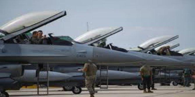 ABD jetleri Bulgaristan'da konuşlandı