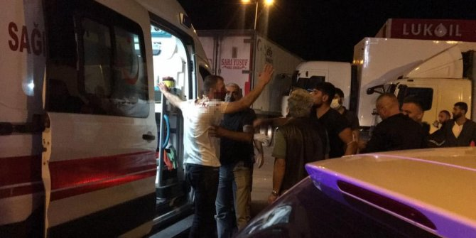 Baltayla arkadaşının kulağını kesen şahıs tutuklandı!