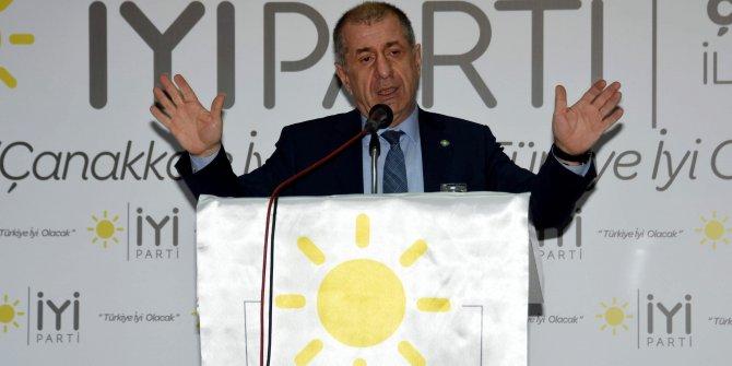 """İYİ Partili Ümit Özdağ'dan zehir zemberek sözler: """"Eşek gibi biliyorlar"""""""